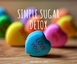 Simple Sugar Detox