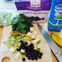 Lazy girls smoothie recipe