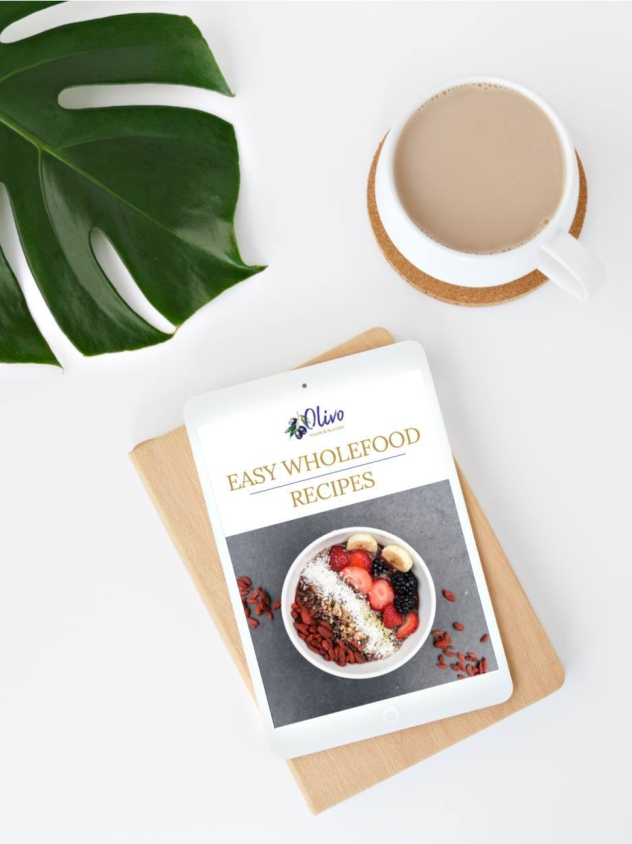 Olivo Health and Nutrition eBook